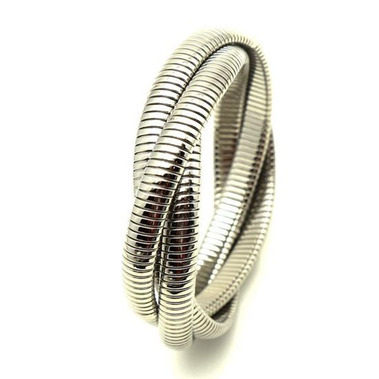 Picture of Interlocked Bangle Stainless Steel