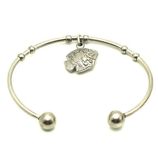 Picture of Charm Fish Bangle Stainless Steel