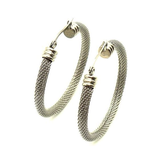 Picture of Hoop Earrings Stainless Steel High Quality