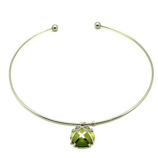 Picture of Choker Necklace Stainless Steel Polished