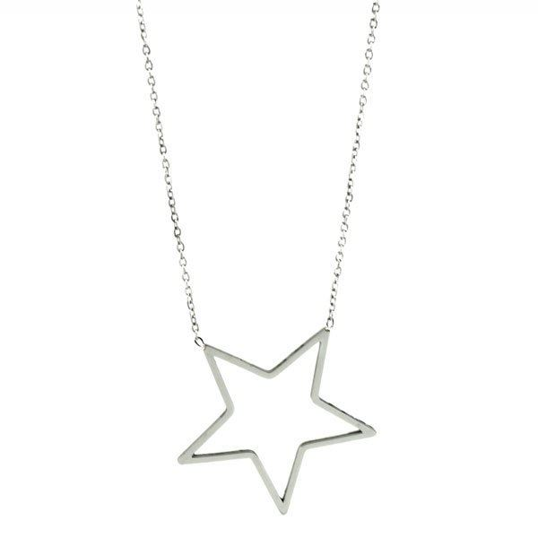 Picture of ANFLO S2 Necklace Stainless Steel Gold Plating