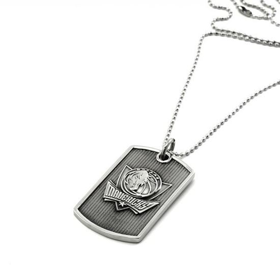 Picture of Stainless Steel Sport Army Style Men Necklace