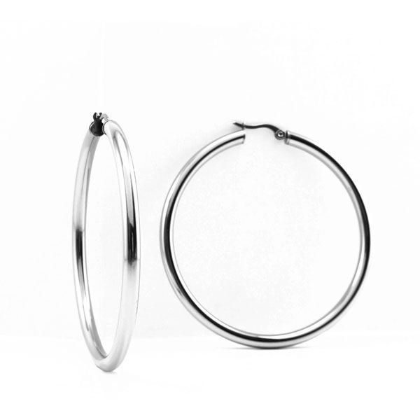 Picture of Hoop Earrings  Stainless High Quality