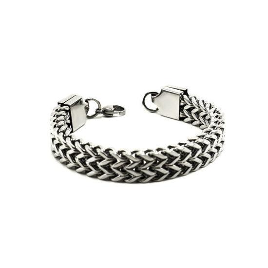 Picture of Men/ Women Link  Bracelet Stainless Steel 316L