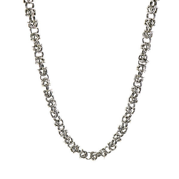 Picture of Byzantine Women Men  Necklace  Stainless Steel