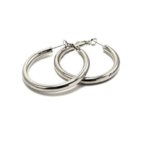 Picture of Hoop Earrings Stainless Steel