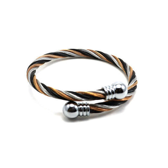 Picture of Cable Wire Bangle Stainless Steel