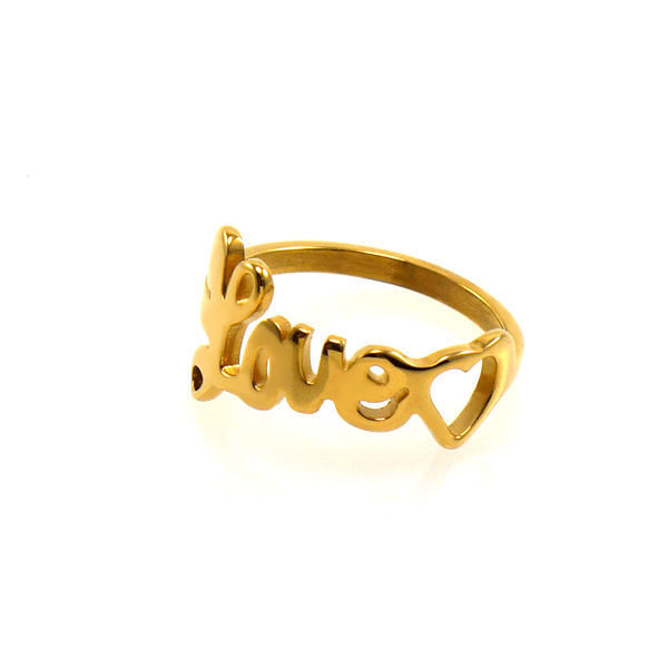 Picture of Love Ring Stainless Steel