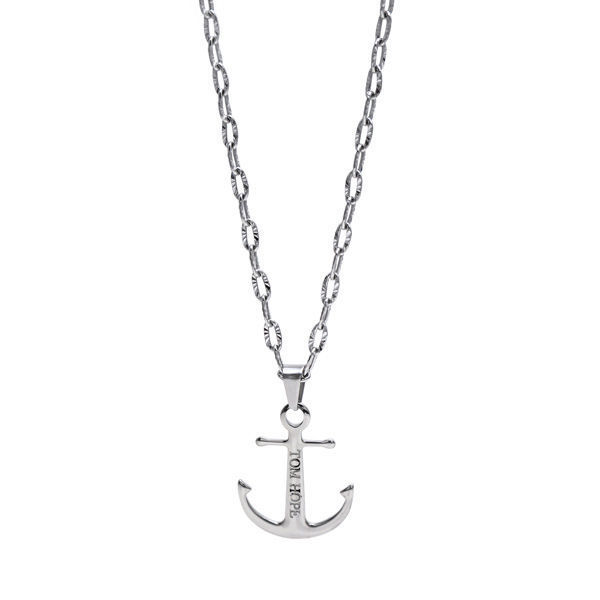 Picture of Anchor Necklace Stainless Steel