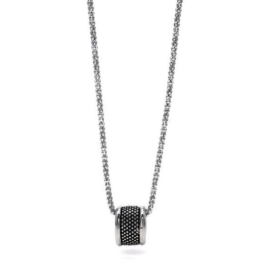 Picture of Pendant Necklace Stainless Steel High Polished