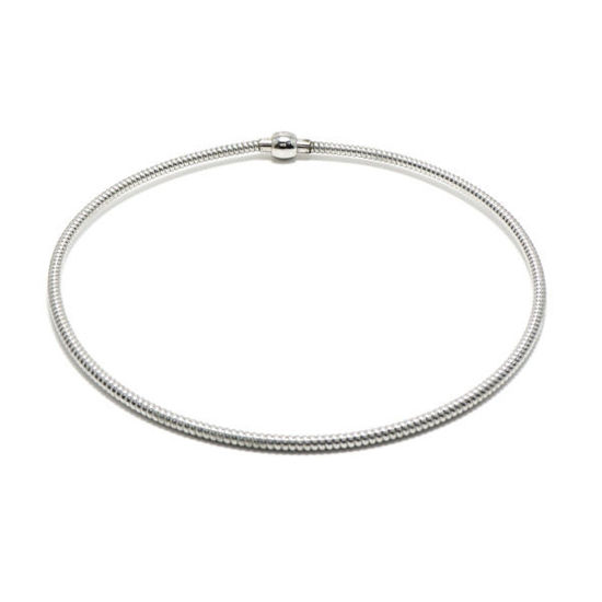 Picture of Women Choker Necklace Stainless Steel Polished