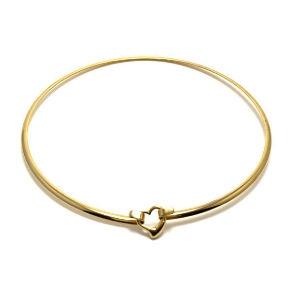 Picture of Women Choker Necklace Stainless Steel Gold Plating