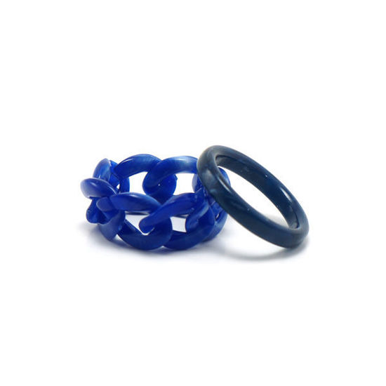 Picture of Chunky Candy Ring Fine Resin